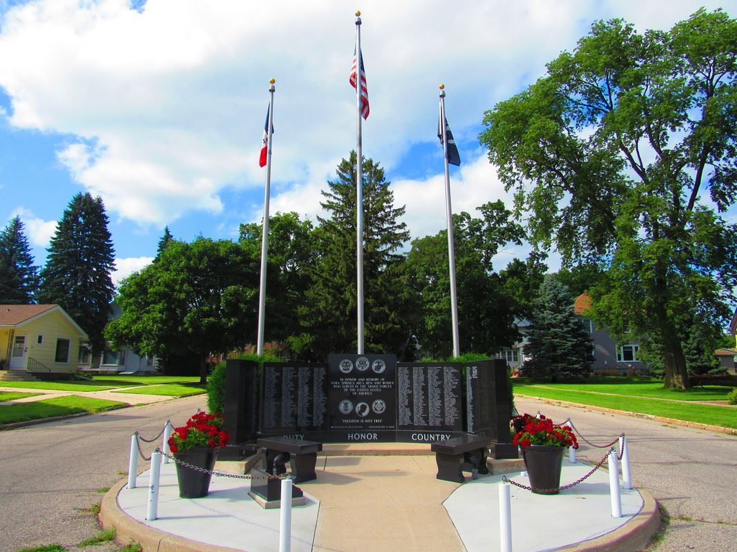 Nora Springs Veterans Memorial